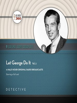cover image of Let George Do It, Volume 2