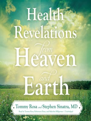 cover image of Health Revelations from Heaven and Earth