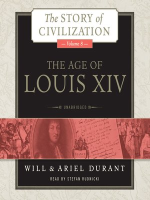 cover image of The Age of Louis XIV
