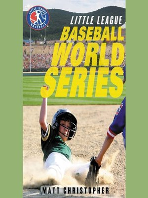 cover image of Baseball World Series