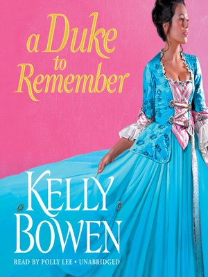 cover image of A Duke to Remember