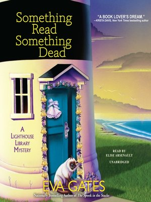 cover image of Something Read, Something Dead