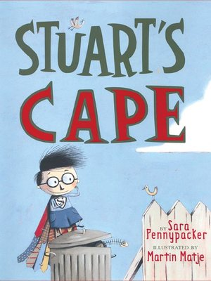 cover image of Stuart's Cape