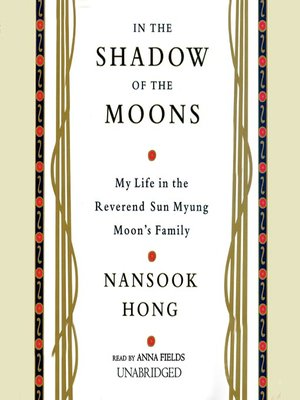 cover image of In the Shadow of the Moons