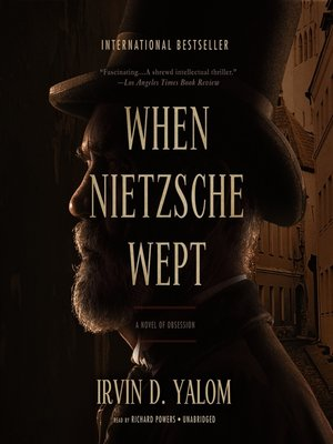 cover image of When Nietzsche Wept