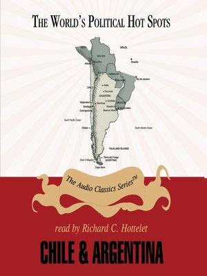 cover image of Chile & Argentina