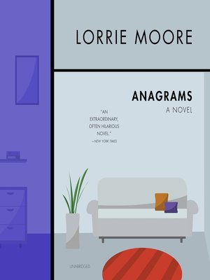 cover image of Anagrams