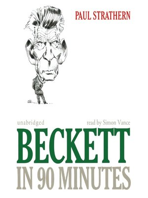 cover image of Beckett in 90 Minutes