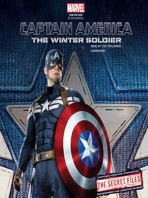 cover image of Marvel's Captain America: The Winter Soldier: The Secret Files