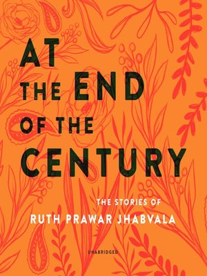 cover image of At the End of the Century
