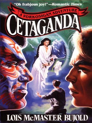 cover image of Cetaganda