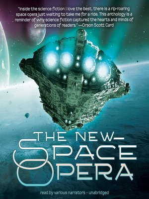 cover image of The New Space Opera