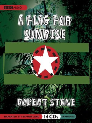 cover image of A Flag for Sunrise