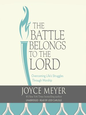 cover image of The Battle Belongs to the Lord