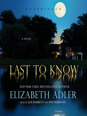 cover image of Last to Know