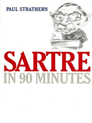 cover image of Sartre in 90 Minutes
