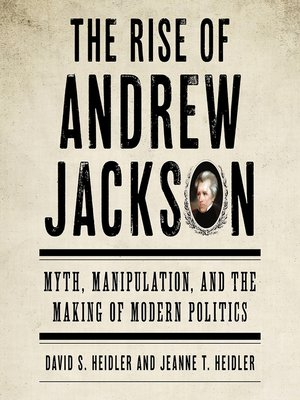 cover image of The Rise of Andrew Jackson