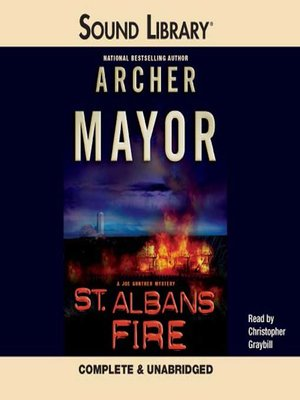 cover image of St. Albans Fire
