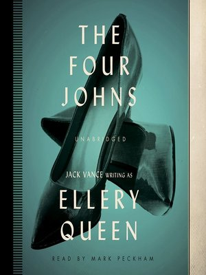 cover image of The Four Johns