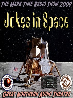 cover image of Jokes in Space
