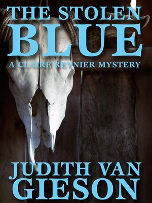 cover image of The Stolen Blue