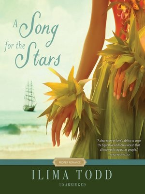 cover image of A Song for the Stars