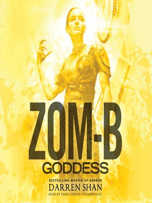 cover image of Zom-B Goddess