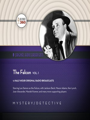cover image of The Falcon, Volume 1