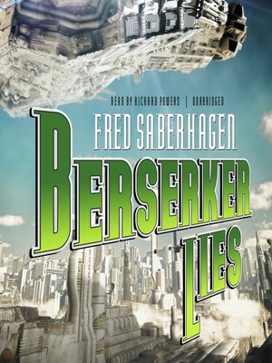 cover image of Berserker Lies