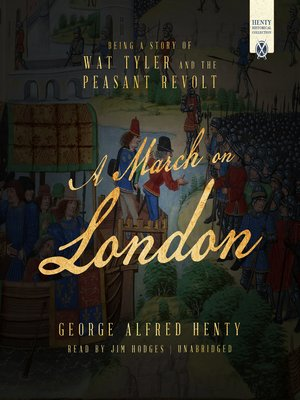 cover image of A March on London
