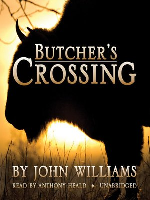 cover image of Butcher's Crossing