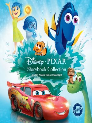 cover image of Disney<li>Pixar Storybook Collection