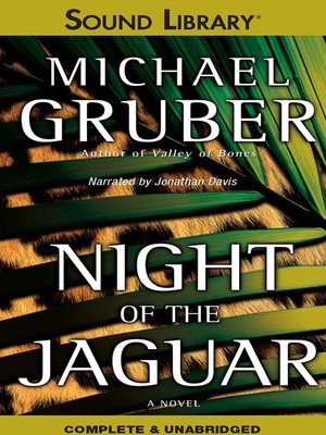cover image of Night of the Jaguar