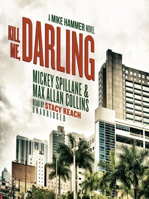 cover image of Kill Me, Darling