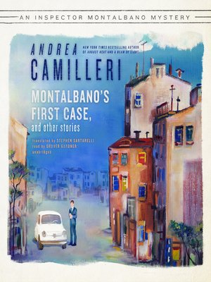 cover image of Montalbano's First Case, and Other Stories