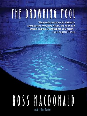 cover image of The Drowning Pool