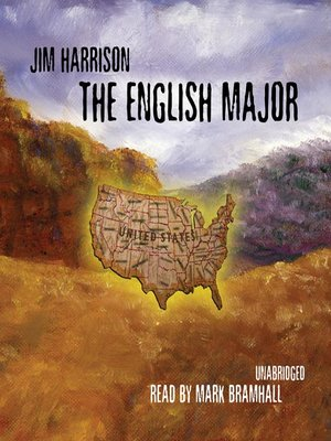 cover image of The English Major