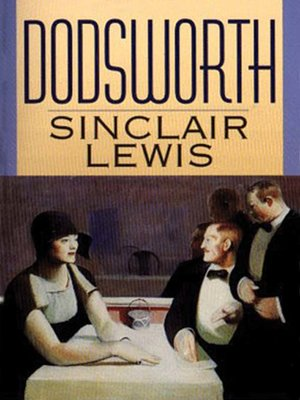 cover image of Dodsworth