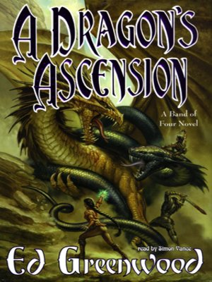 cover image of A Dragon's Ascension