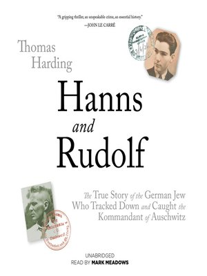 cover image of Hanns and Rudolf