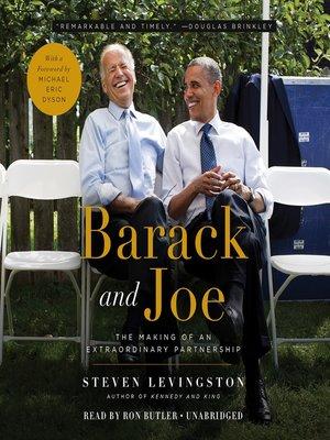 cover image of Barack and Joe