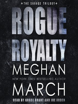 cover image of Rogue Royalty