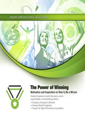 cover image of The Power of Winning
