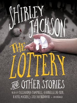 cover image of The Lottery, and Other Stories