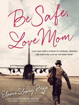 cover image of Be Safe, Love Mom