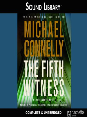 cover image of The Fifth Witness