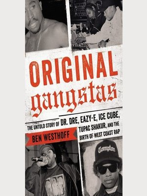 cover image of Original Gangstas
