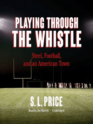 cover image of Playing through the Whistle