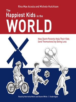 cover image of The Happiest Kids in the World