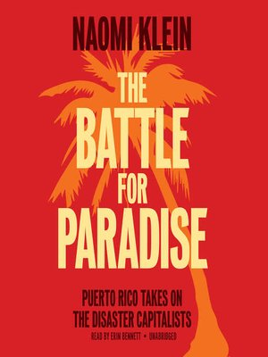 cover image of The Battle for Paradise
